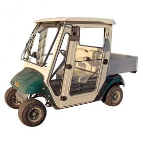 Cabine pour véhicule électrique