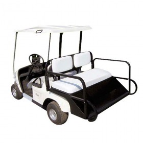 Cabine pour véhicule de golf