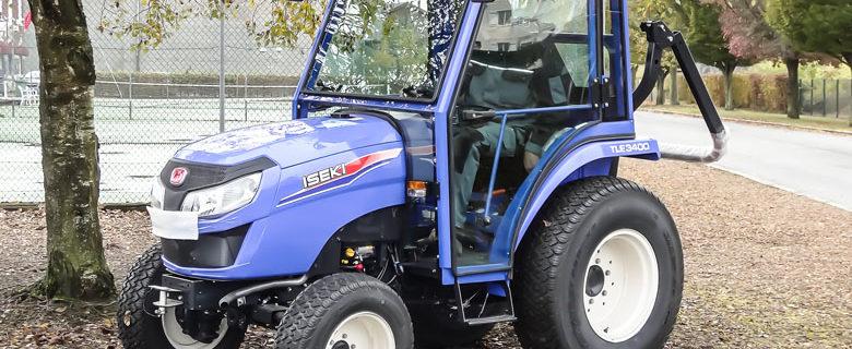 Cabine pour tracteur Iseki TLE3400
